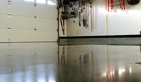 Concrete & Terrazzo Polishing - Sureshine Restoration Services